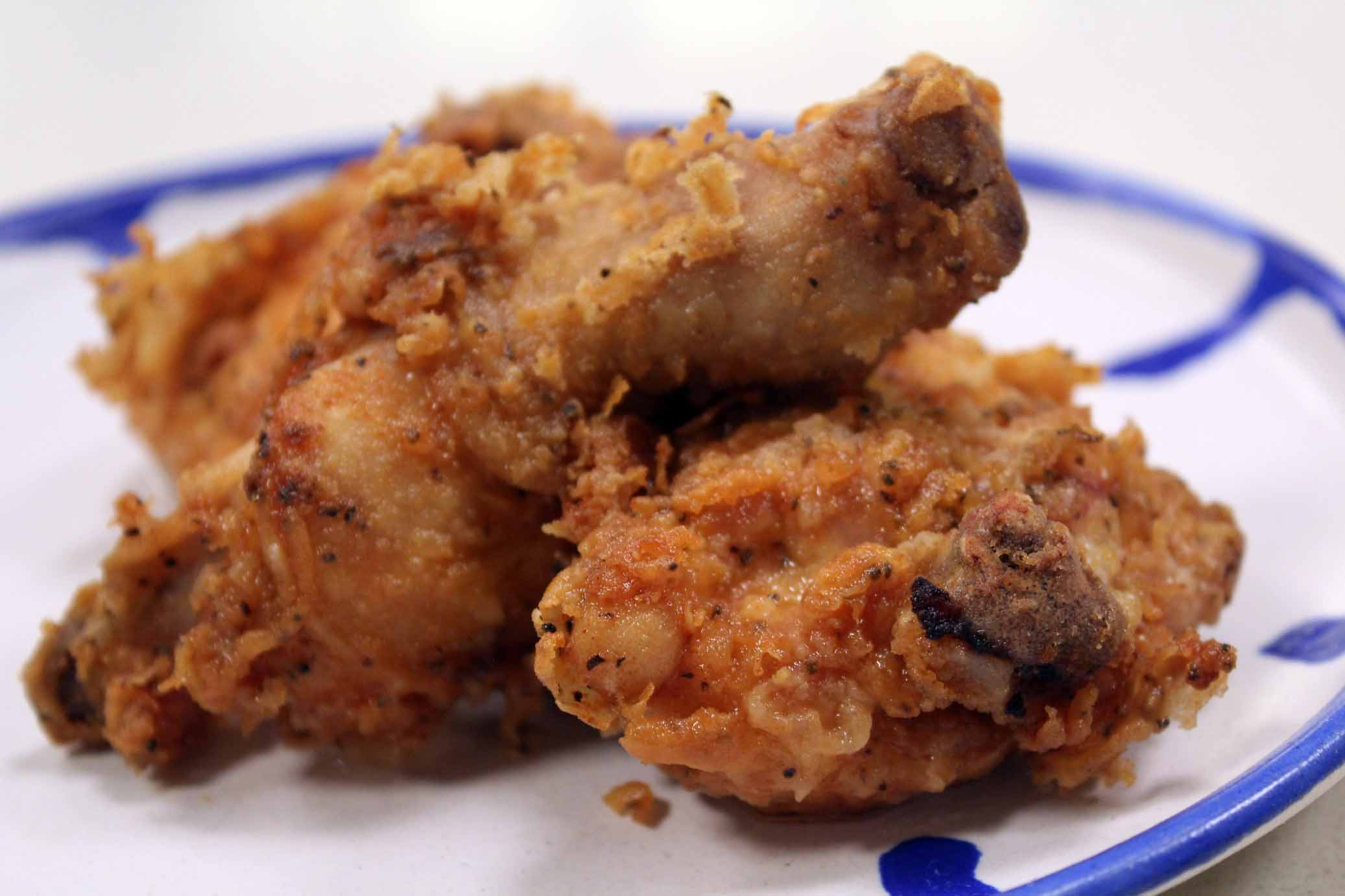 5 Fried Chicken Recipes