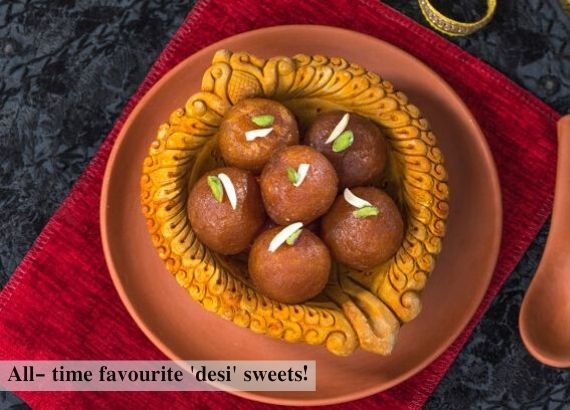 All time favourite desi sweets