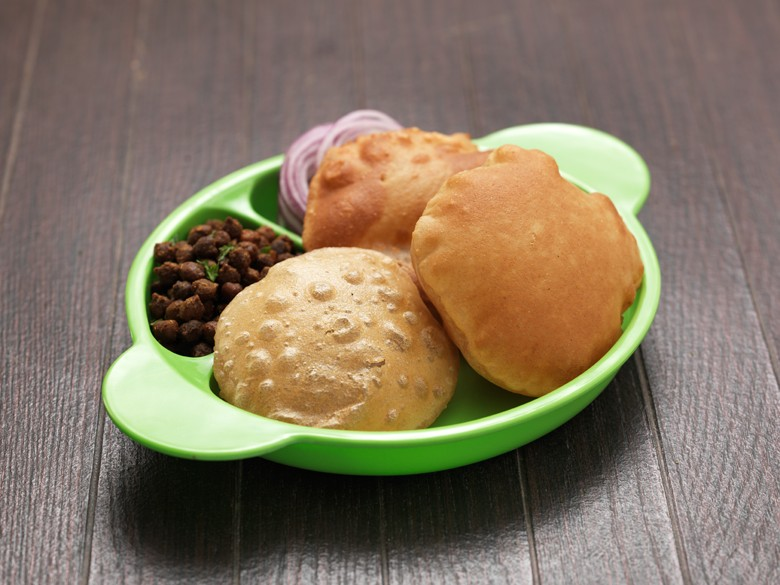Six Delicious Puris for an interesting lunch or dinner