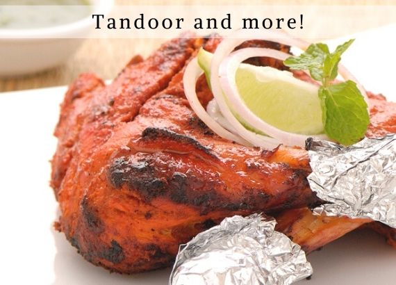 Tandoor and more