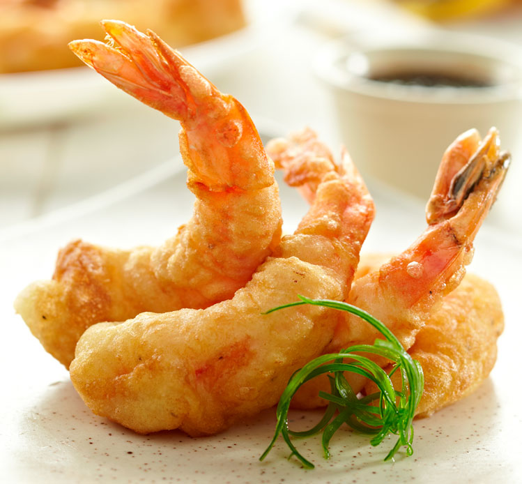 Tempura From the Portuguese kitchen to Japanese food carts