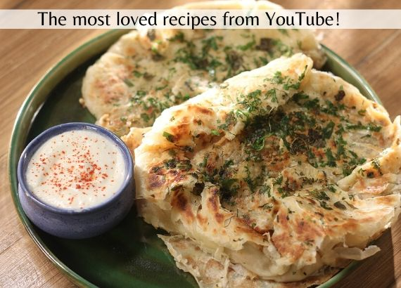 The most loved recipes from YouTube