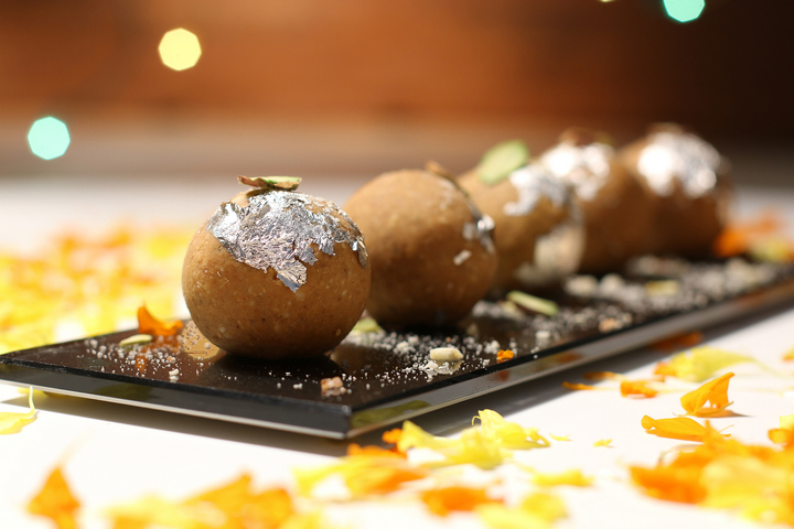 Learn the tricks to make perfect laddoos