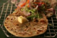 Paranthas and more