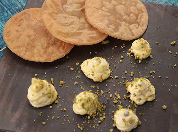 Almond and Pistachio Shrikhand-SK Khazana