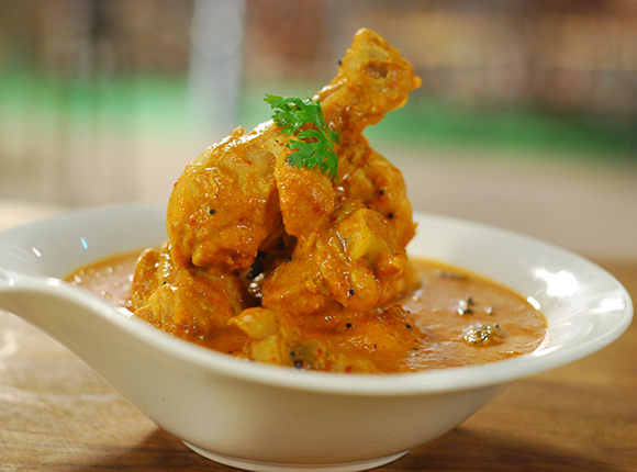 Andhra Styke Chicken - Cook Smart