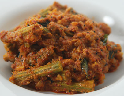 Andhra Drumstick Curry