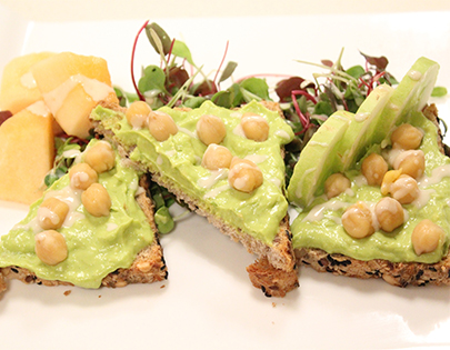 Avocado Tartine