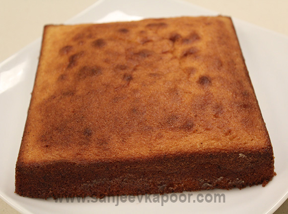 How To Make Basic Sponge Cake Recipe By Masterchef