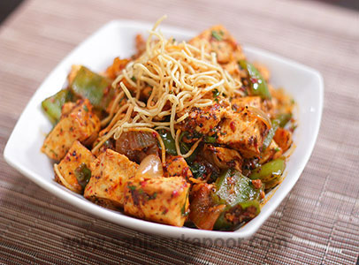Black Pepper Paneer