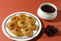 Black Grape Pani Puri