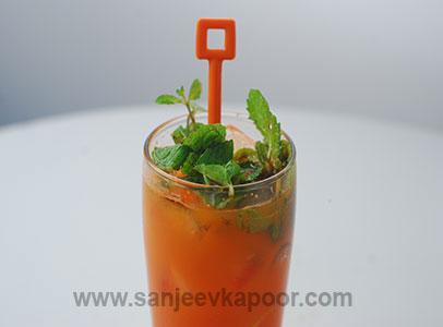 Carrot and Ginger Juice