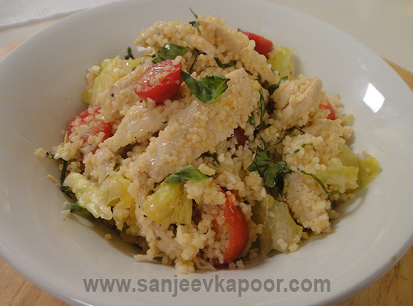 Chicken and Couscous Salad