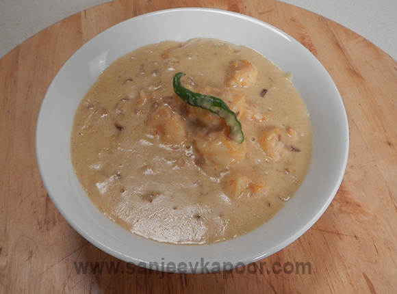 Chingri Macher Malai Curry