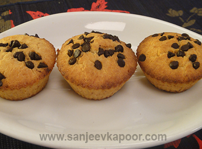 Chocolate Mawa Cupcakes