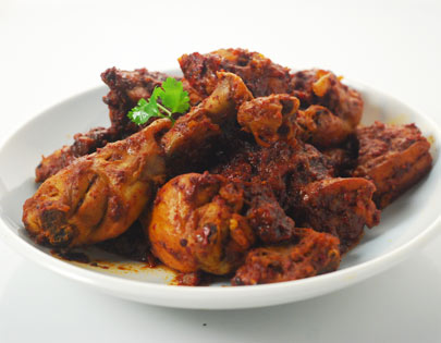 Coorg Style Dry Chicken