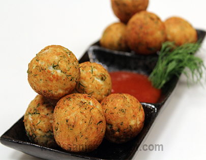 Danish Cheese Balls