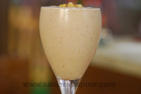 Fig, Banana And Honey Smoothie