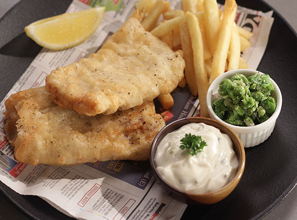 Fish and Chips-SK Khazana