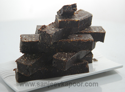 Ginger Fudge