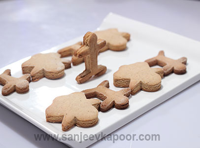 Gingerman Cookies