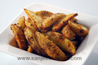 Herbed Potato Wedges