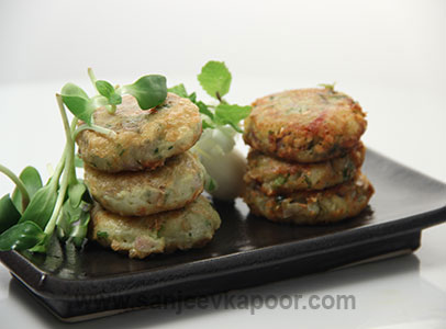Indonesian Potato Patties