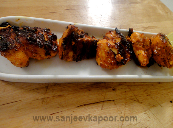 Kasuri Methi Chicken Tikka