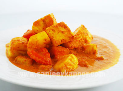 Manglorean Pineapple Curry