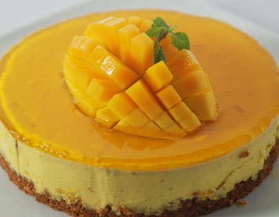 How To Make Mango Cake By Sanjeev Kapoor