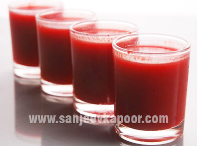 Mixed Vegetable  and Fruit Juice