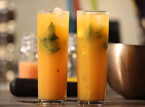 Orange and Guava Cooler-SK Khazana