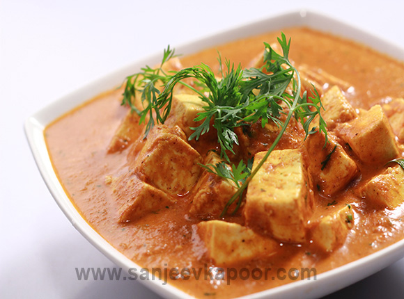 Paneer Malvani Curry