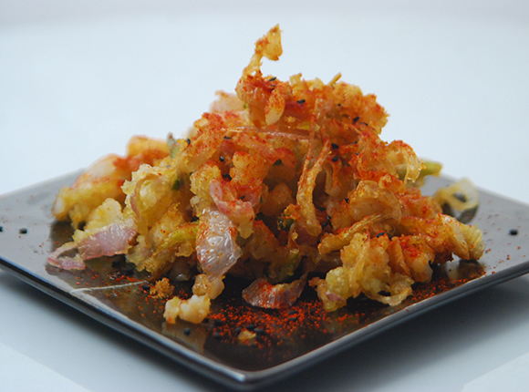 Prawn Bhajia-Cook Smart