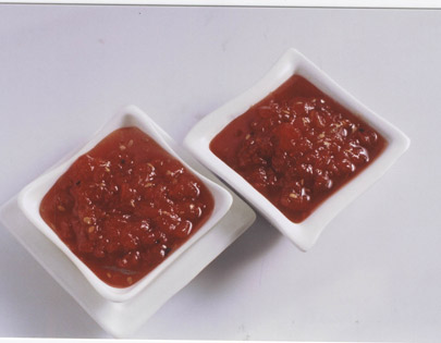 Roasted Tomato And Capsicum Jam