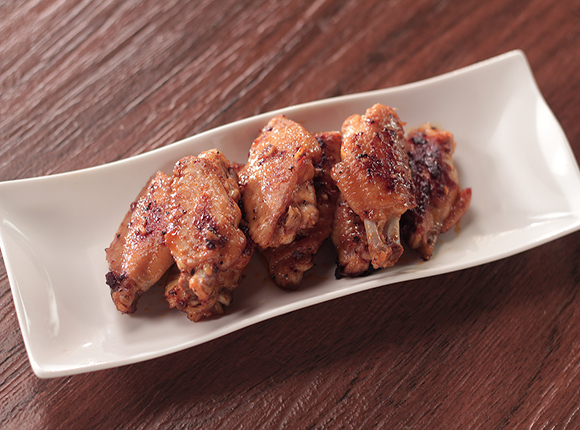 Smoky Chicken Wings - SK Khazana
