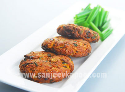 Spicy Paneer Fritters