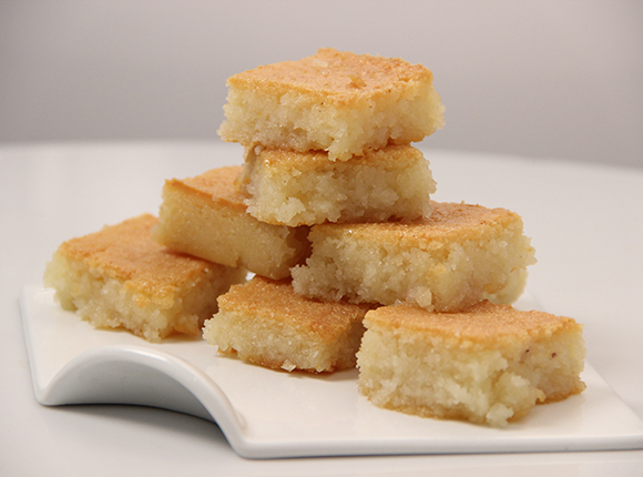 Suji and Cocobnut Barfi-Cook Smart
