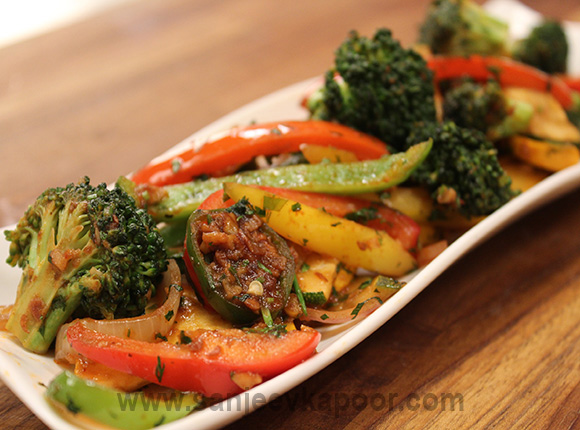 Summer Vegetable Mix