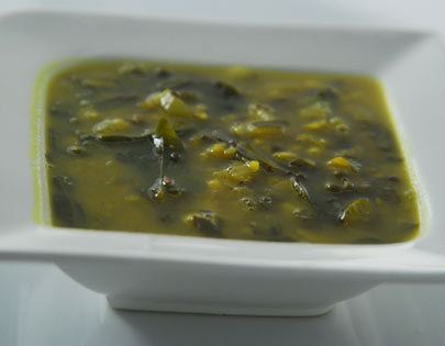 Tamarind Leaves Dal