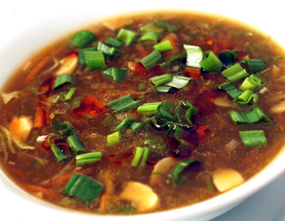... egg flower soup cup 4 bowl live hot and sour soup hot and sour soup