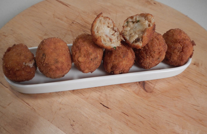 Risotto Rice Balls