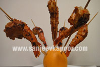 Thai Prawn Skewers