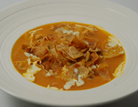 Tomato and Roti Soup - Cook Smart